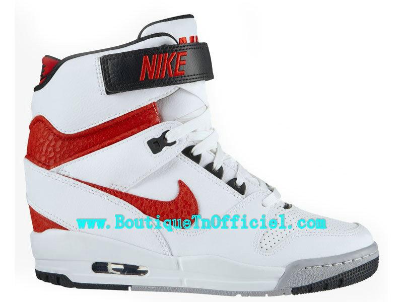 Nike Air Revolution Sky Hi GS Chaussures Montante Nike Pas