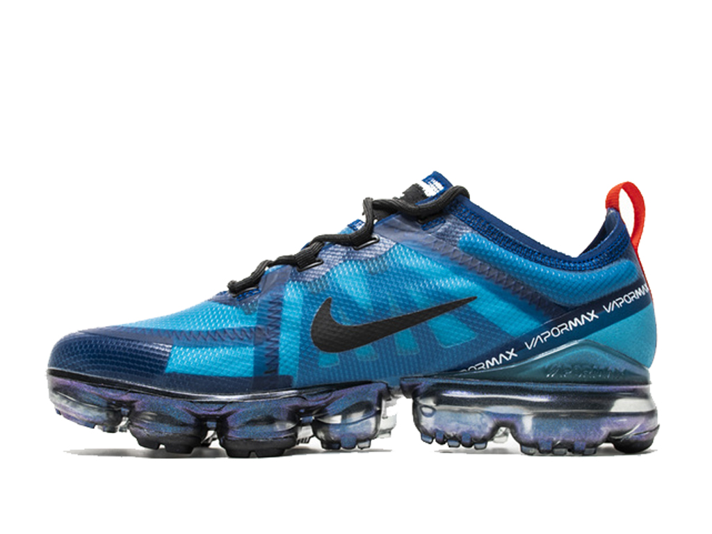 promo code 9daf4 c168c Nike Air Vapormax 2019 Men´s Nike Running Cheap Shoes Blue Black AR6631-400