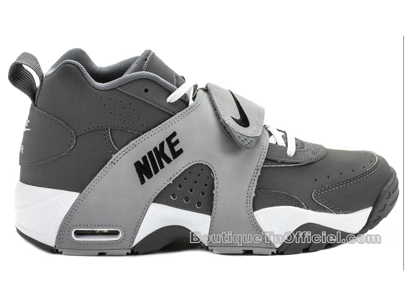 Nike Air Veer GS - Chaussures Nike LifeStyle Pas Cher Pour Femme Wolf Girs/Blanc 599213-004