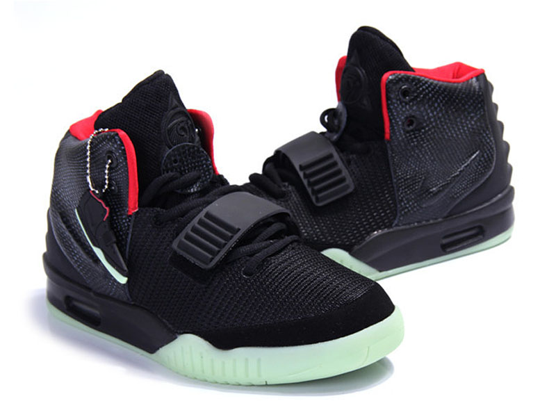 a8eb8cd1cc ... Nike Air Yeezy 2/II GS (Kanye West) Shoes Basketball Cheap For Women ...