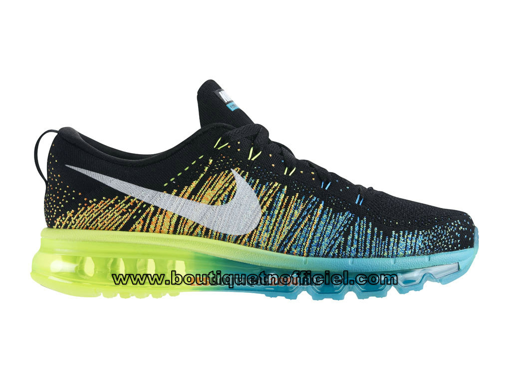 Nike Flyknit Air Max - Chaussures de Running Pas Cher Pour Homme