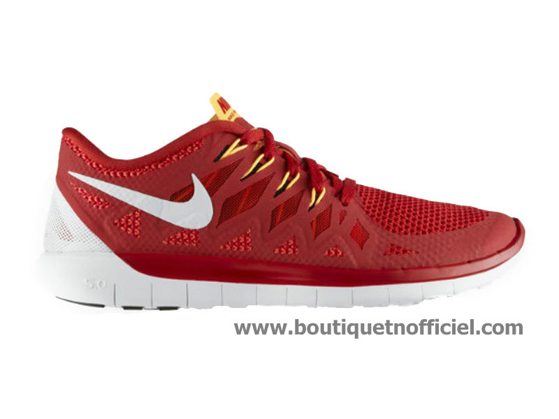 NIKE FREE 5.0 Chaussures De Running Pour Homme Logan Red 642198 800 Officiel Nike Site! Chaussures Tn Distributeur France.