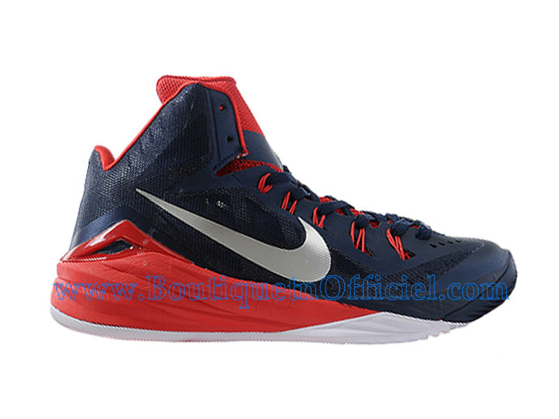 Nike HyperDunk 2014 Chaussures Nike BasketBall Pas Cher Pour Homme USA Away 653640-416