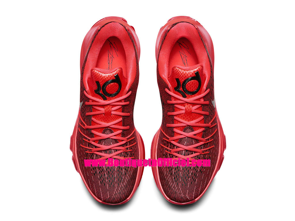 ... Nike KD 8/VIII Men´s Nike Basketball Shoes Red/Black 749375- ...