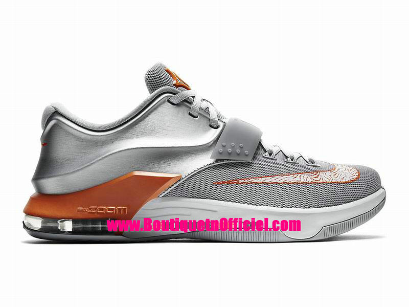 new product 4b25d 32c0b Nike KD VII 7 - Men´s Nike Basketball Shoes Cave Metallic Silver