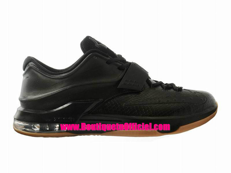 Nike KD VII/7 iD - Chaussures Nike Baskets Pas Cher Pour Homme Noir/Brun