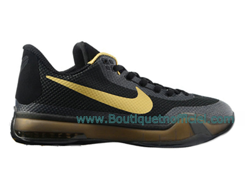 Nike Kobe 10 EM XDR Chaussures de Basketball Pour Homme Noir 705317-ID1
