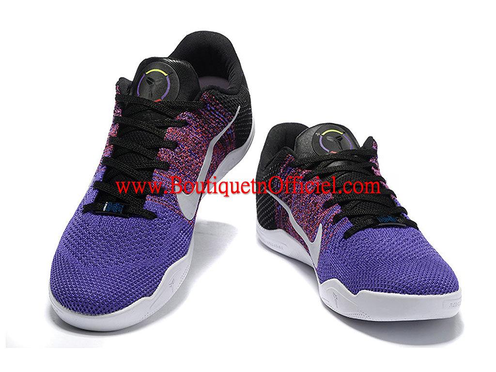Nike Kobe 11XI Chaussures de Basketball Pas Cher Pour Homme Purple 1603232086 Officiel Nike Site! Chaussures Tn Distributeur France.