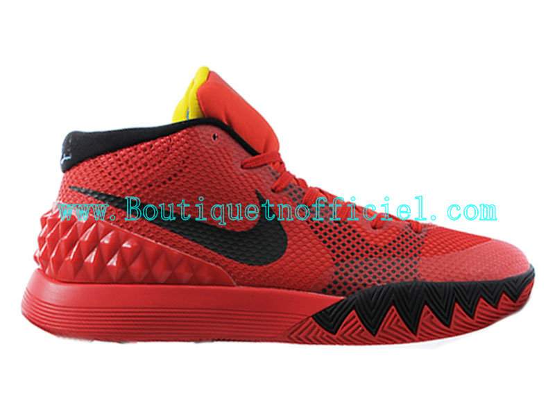 Nike Kyrie 1 Chaussures nike hyperdunk kyrie Pour Homme Deceptive Red 705277-606