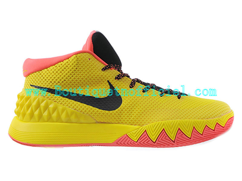 Nike Kyrie 1 Chaussures nike hyperdunk kyrie Pour Homme Jaune 705277-ID6