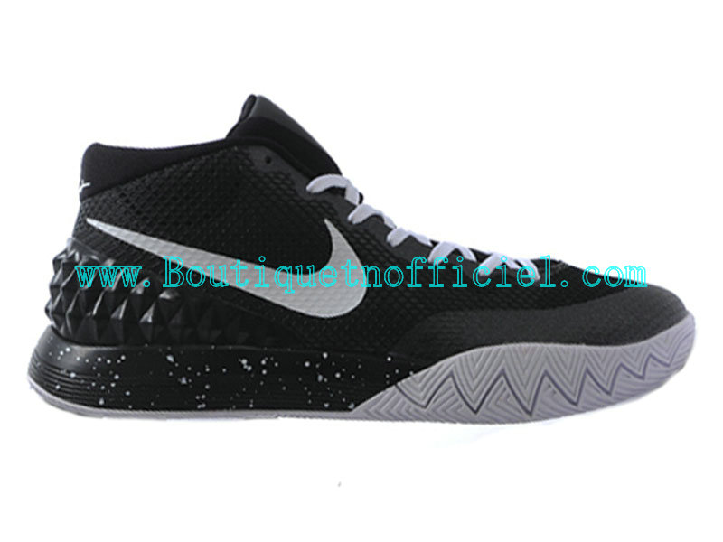 Nike Kyrie 1 Chaussures nike hyperdunk kyrie Pour Homme Noir/Blanc 705277-ID5
