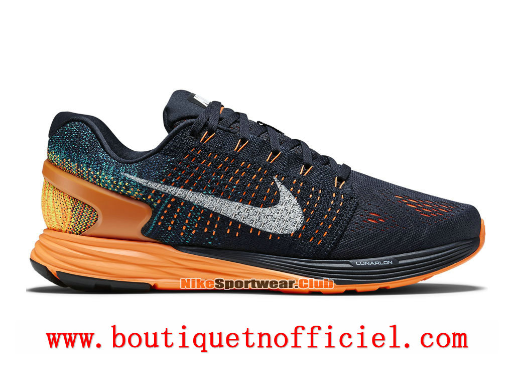 Nike LunarGlide 7 Chaussure de Running Nike Pas Cher Pour Homme