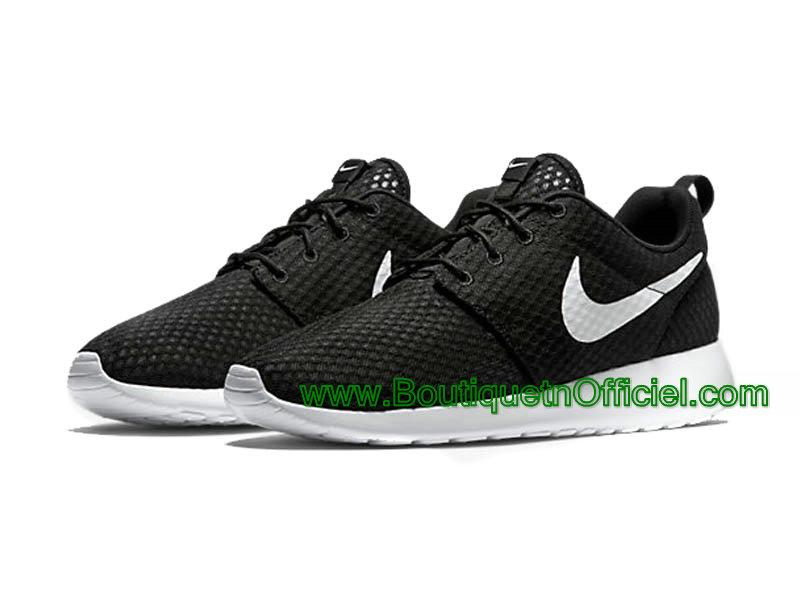 the best attitude 247e8 2bb66 ... Nike Roshe One BR Men´s Shoes Noir Black ...
