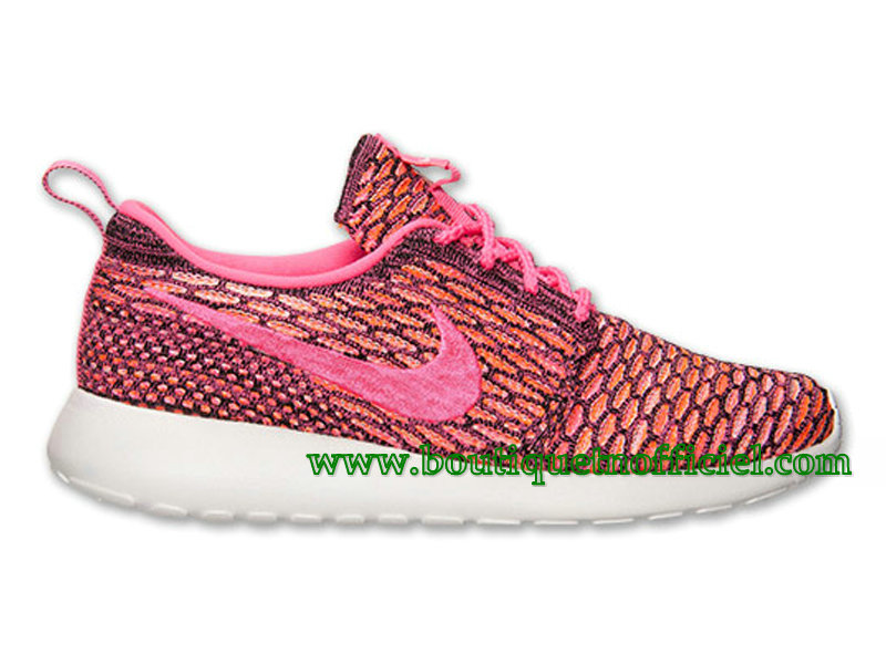 regard détaillé a939f c61dc Nike Roshe One Flyknit GS Women´s Shoes Pink 704927-004-1507151719-Nike  Official Website! Tn shoes Distributor France.