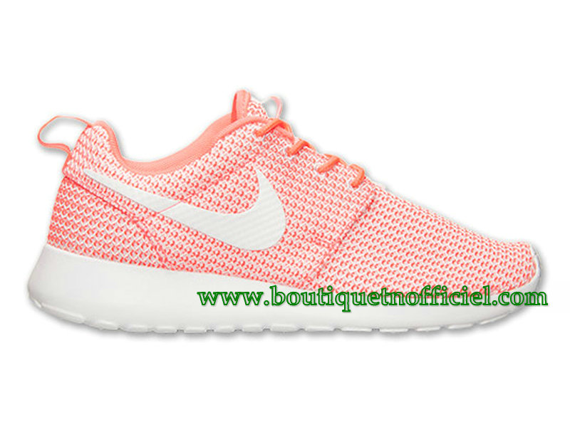 Nike Roshe One GS Chaussures Nike Pas Cher Pour Femme BlancPink 511882 802 1507151702 Officiel Nike Site! Chaussures Tn Distributeur France.