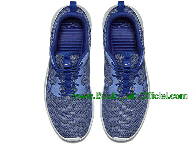 more photos ef881 855ae ... Nike Roshe One Knit Jacquard Men´s Shoes Bleu 777429-401 ...