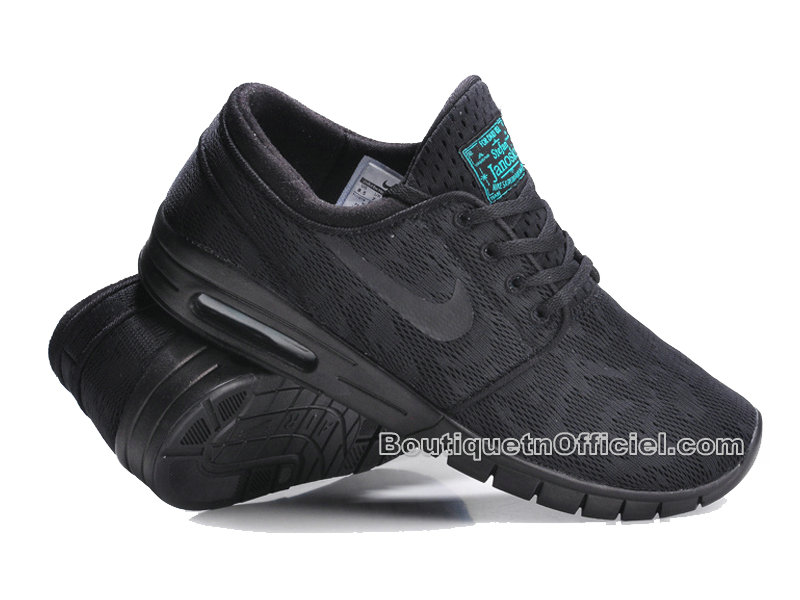 better get cheap outlet on sale Nike SB Stefan Janoski Max Chaussures Pour Homme Black-Pine ...
