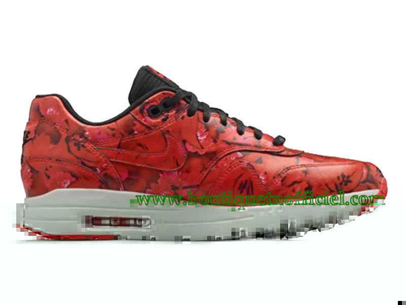 Nike Wmns Air Max 1 Ultra Lotc QS - Chaussure Nike City Collection Pour Femme Shanghai 747105-600