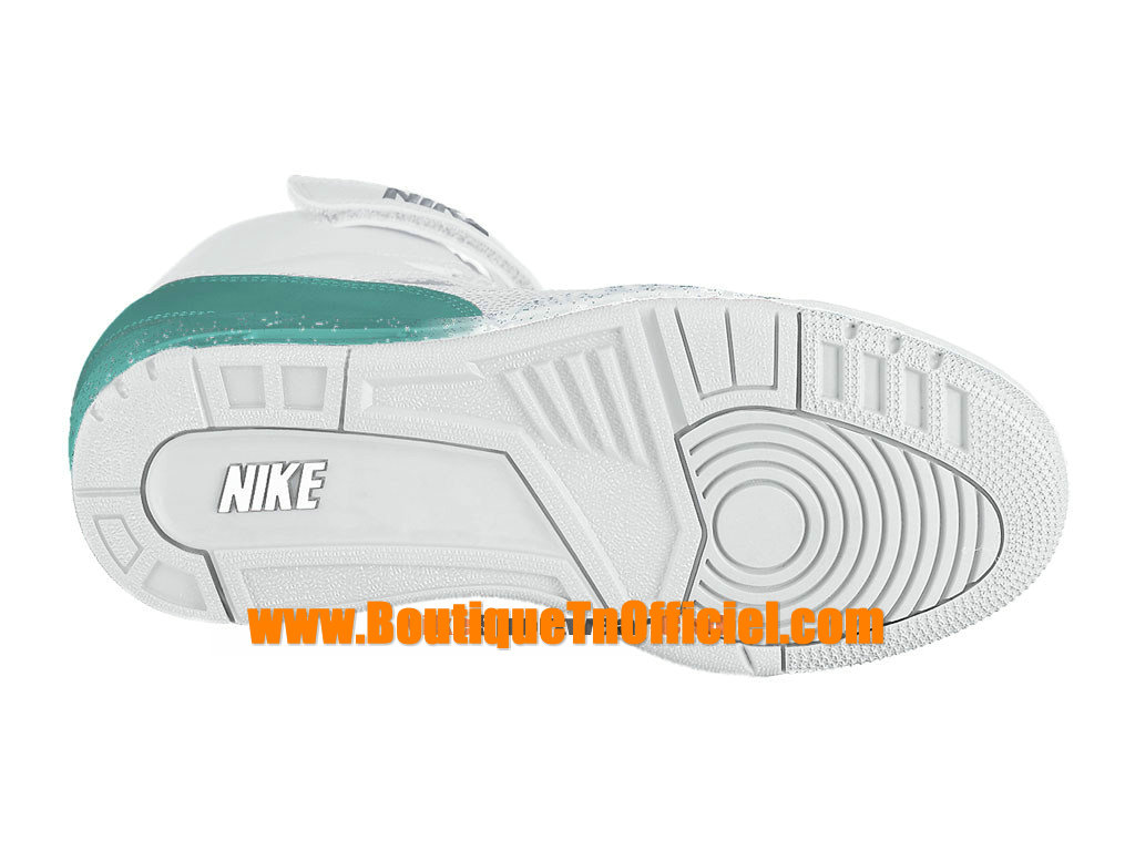 the latest 4e9f2 25475 ... Nike Wmns Air Revolution Sky Hi GS Women´s Nike Montante Shoes  White Green