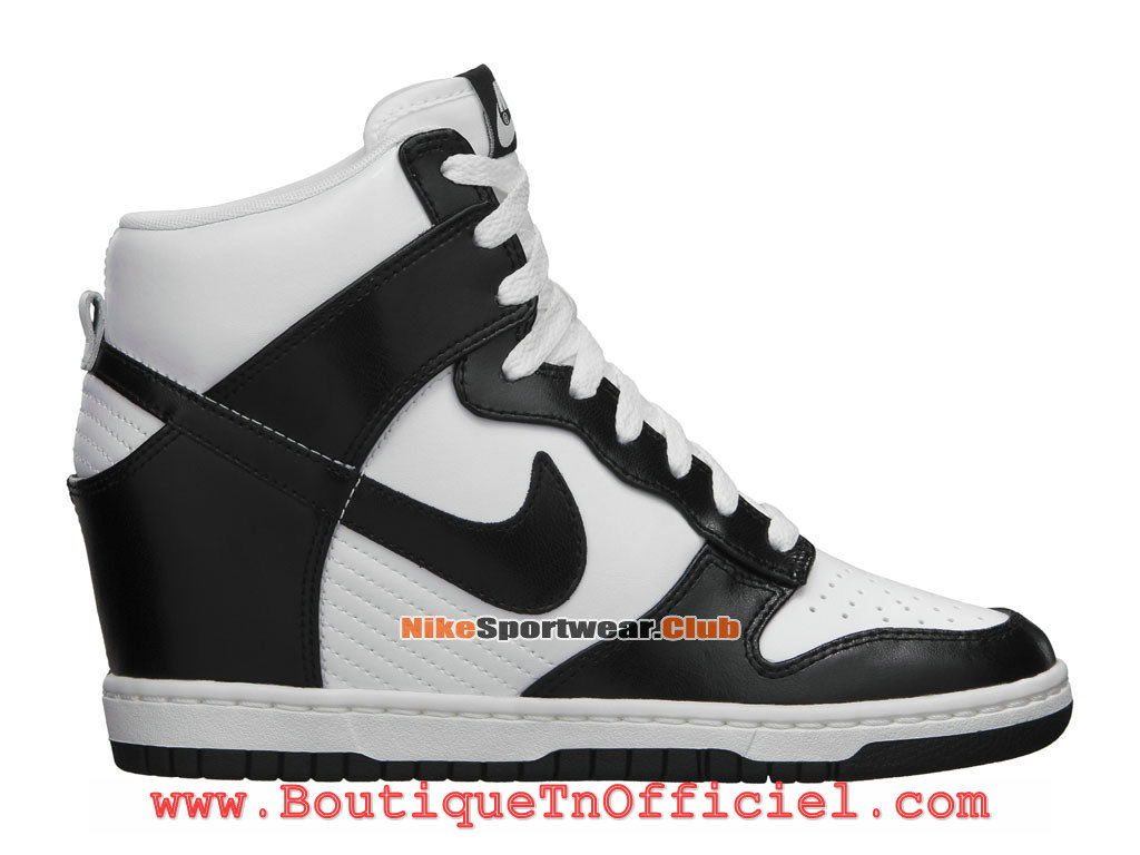 nike wmns dunk sky hi chaussure nike montante pas cher. Black Bedroom Furniture Sets. Home Design Ideas