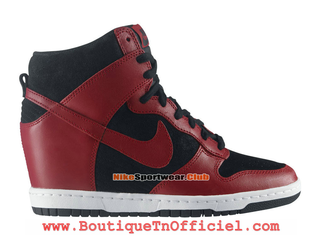 run shoes preview of entire collection Nike Wmns Dunk Sky Hi - Women´s/Girls´ Nike Leather Casual Shoe ...
