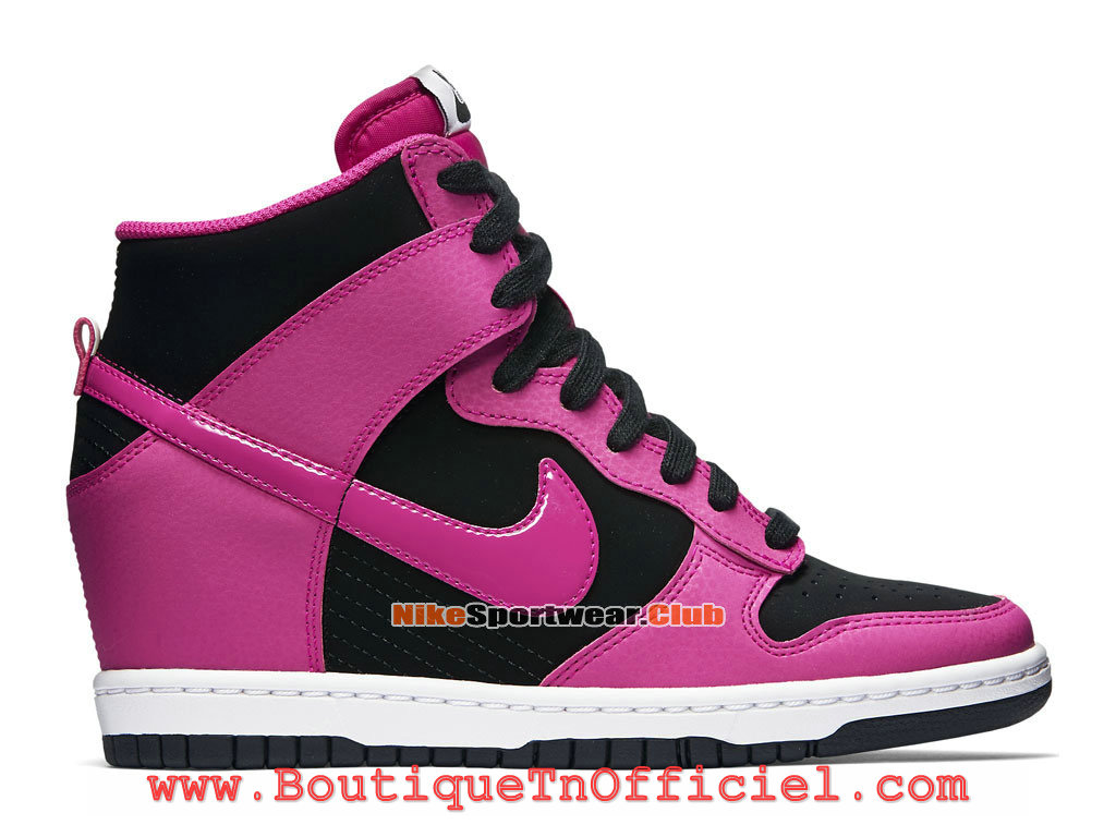 chaussure nike montantte pour fille
