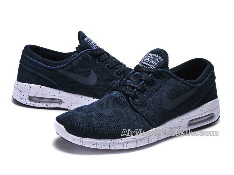 Nike Wmns SB Stefan Janoski Max GS Chaussures Pour Femme Midnight Navy 631303-441