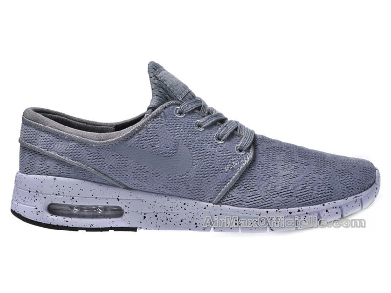 Nike Wmns SB Stefan Janoski Max GS Chaussures Pour Femme Wolf Grey 631303-001