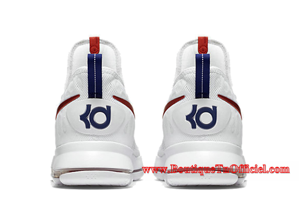 Nike Zoom KD 9 Chaussures Nike Basket Pas Cher Pour Homme Blanc 843392 160 1607152166 Officiel Nike Site! Chaussures Tn Distributeur France.