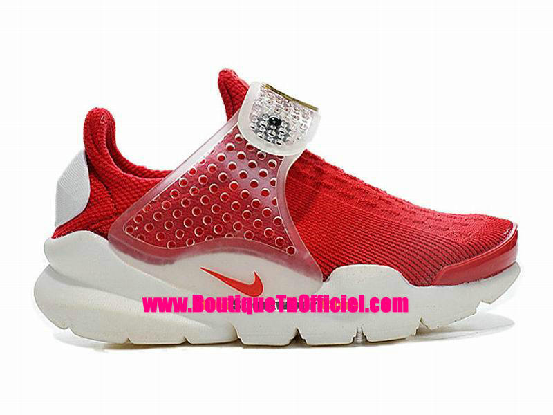 NikeLab Sock Dart SP PS - Chaussures Nike Sportswear Pour Enfant Rouge/Blanc