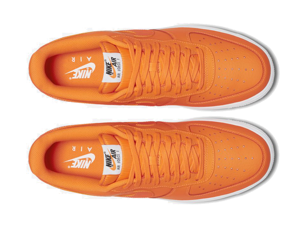 Officiel Nike Air Force 1 ´07 LV8 JDI Leather Orange Chaussures Nike Basket Pas Cher Pour Homme BQ5360-800