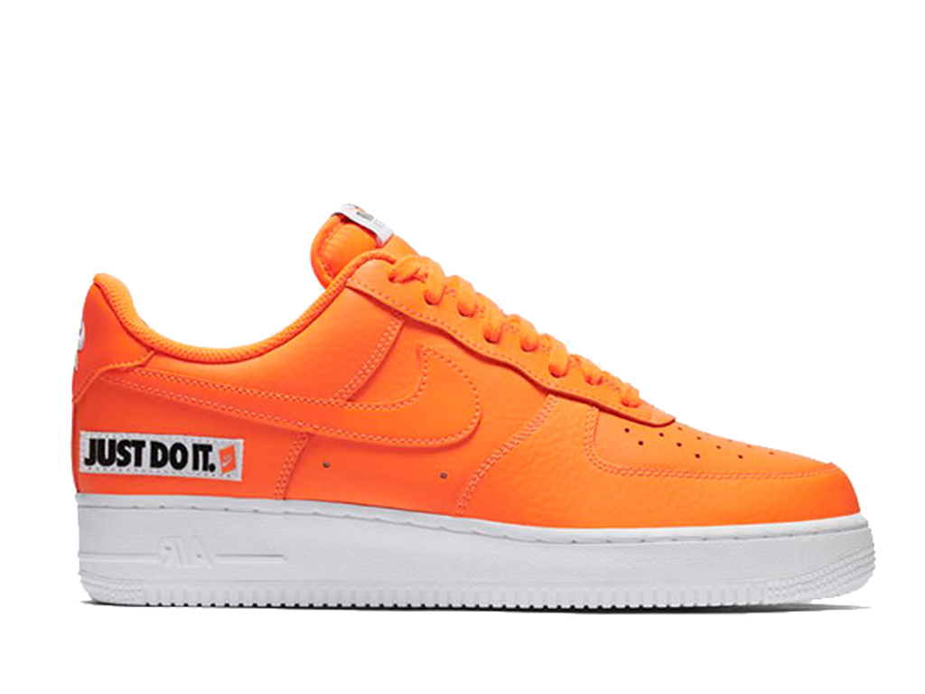 chaussures nike orange