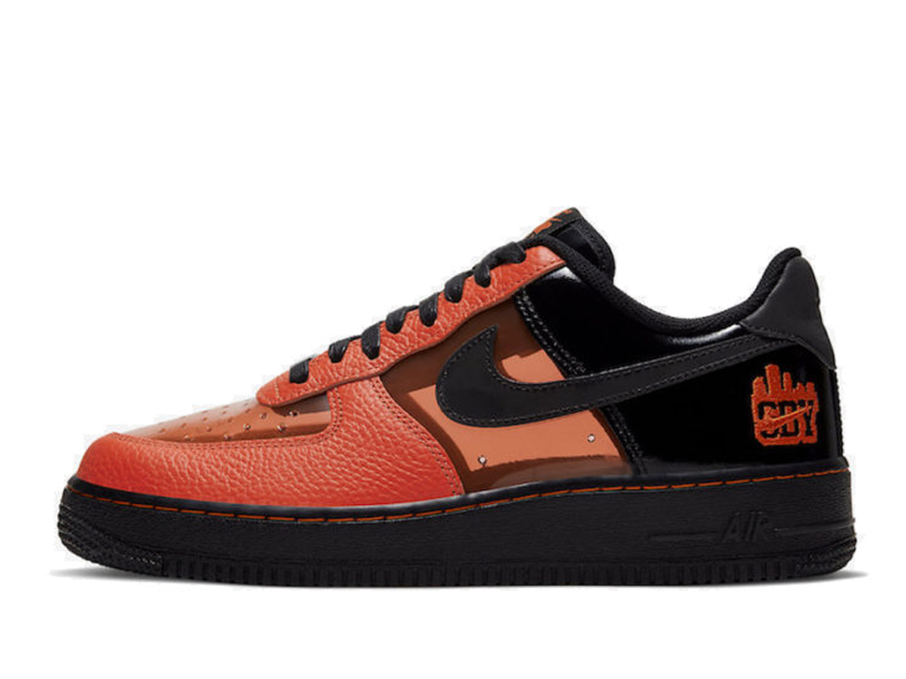 Officiel Nike Air Force 1 Low Shibuya Halloween Chaussures Nike 2020 Pas Cher Pour Homme CT1251-006