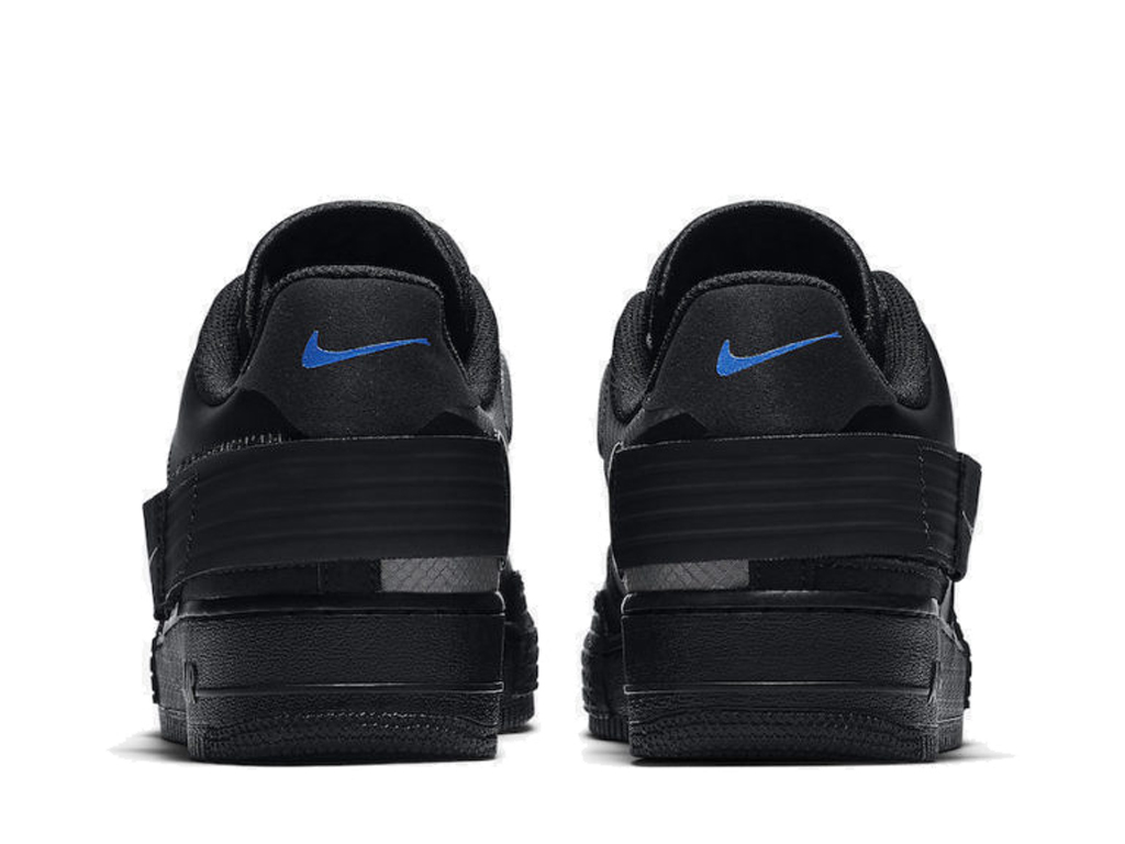 Officiel Nike Air Force 1 Type Black Chaussures Nike 2020 Pas Cher Pour Homme AT7859-001