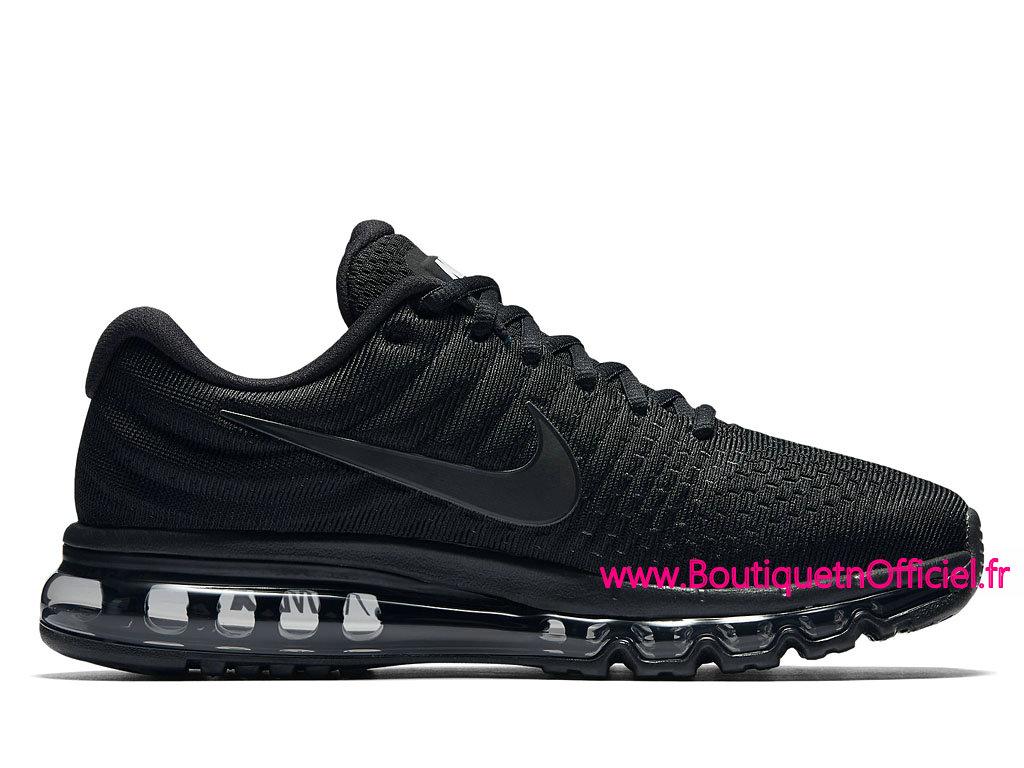 Officiel Nike Air Max 2017 Chaussures de BasketBall Pas Cher Pour Homme Noir 849559_004 1804032369 Officiel Nike Site! Chaussures Tn Distributeur
