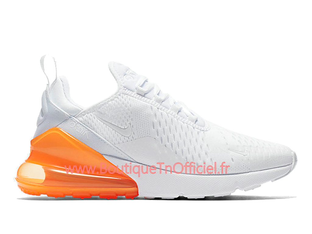 air max 270 blanc bleu orange
