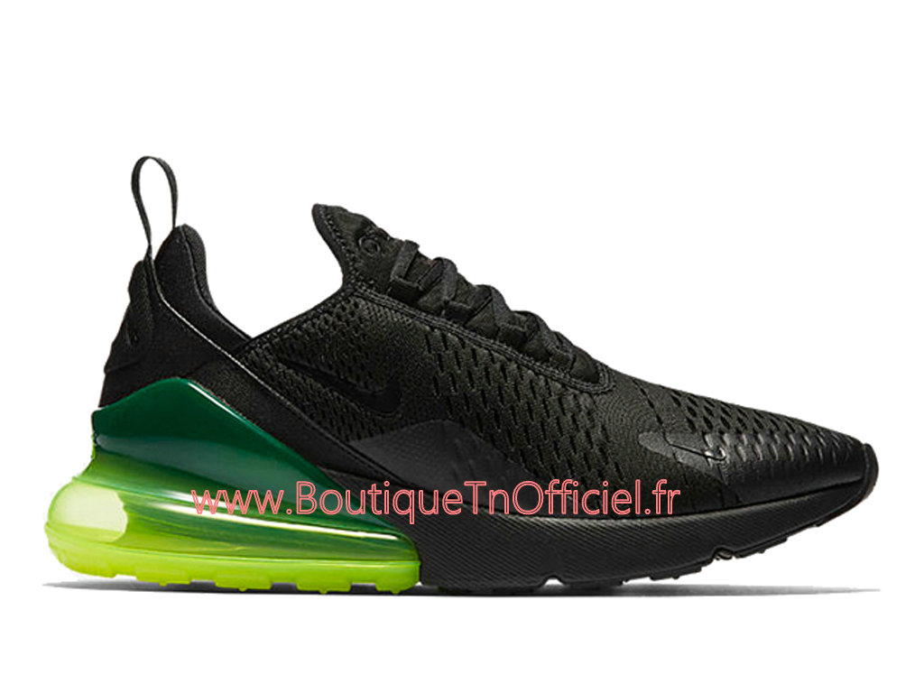 Homme Nike Air Max 270 NoirVert