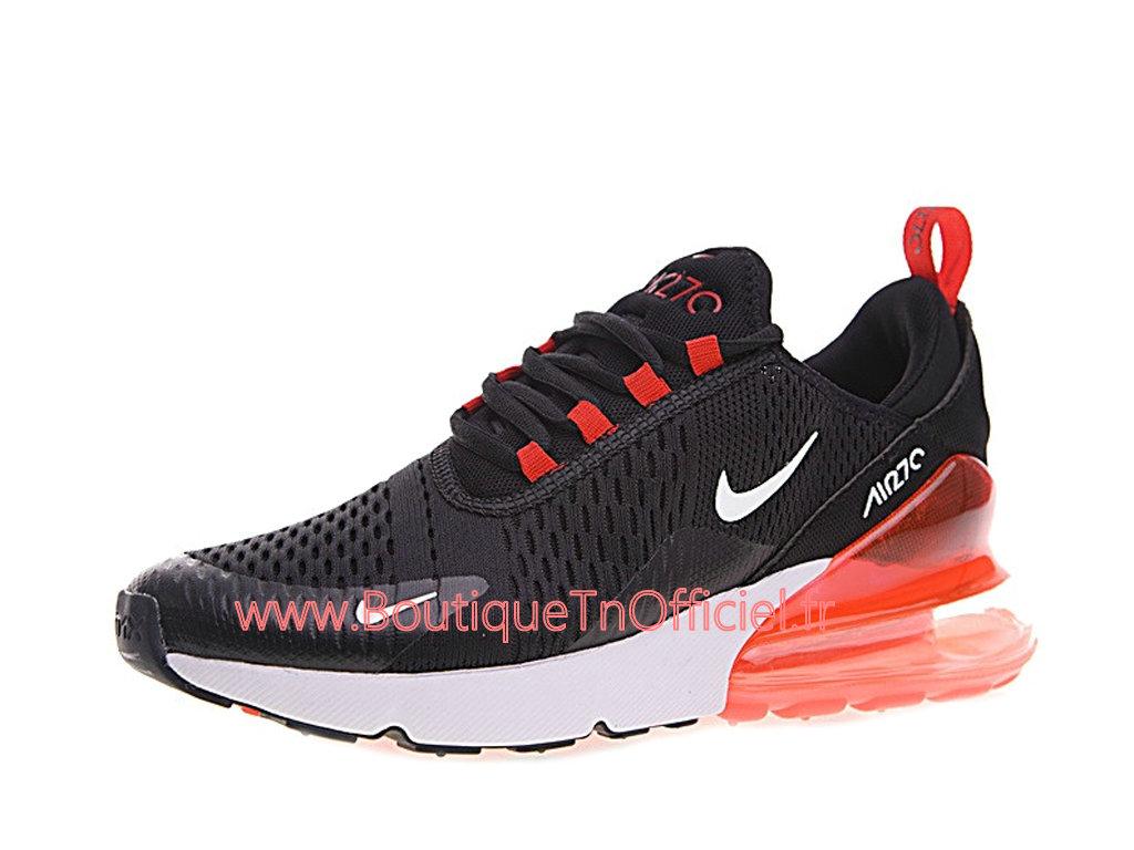 Officiel Nike Air Max 270 GS Chaussures Nike Prix Pas Cher Pour FemmeEnfant Noir Rouge AH8050 006 1804222432 Officiel Nike Site! Chaussures Tn