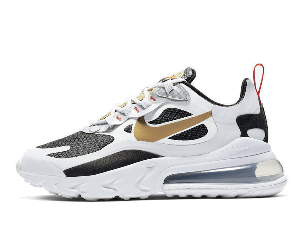 Officiel Nike Air Max 270 React Chaussures Nike 2020 Pas ...