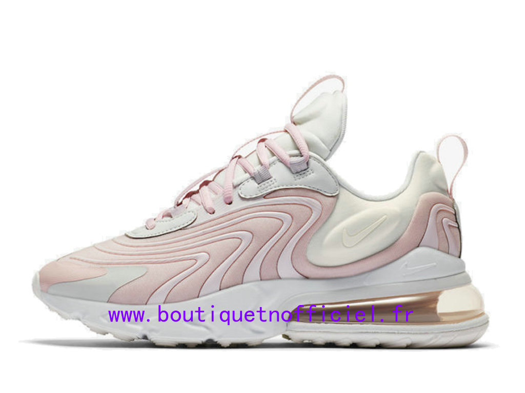 Officiel Nike Air Max 270 React Eng Photo Dust Chaussures Nike 2020 Pas Cher Pour Homme CK2595-001