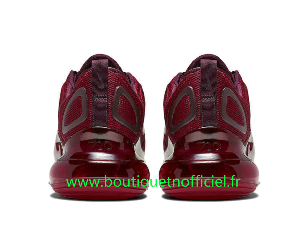 Officiel Nike Air Max 720 Chaussures Nike 2020 Pas Cher Pour Homme Rouge AO2924-601