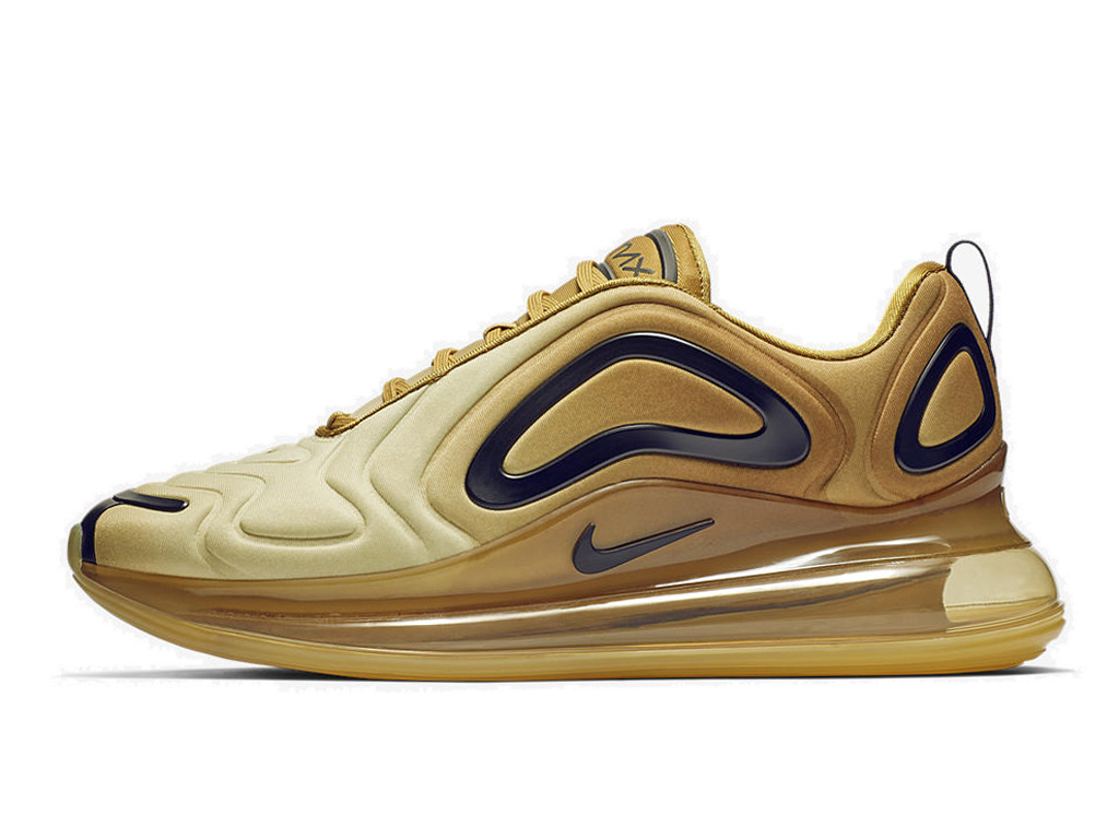 Officiel Nike AIR Max 720 Desert Gold AO2924-700 Chaussures Nike 2020 Pas Cher Pour Femme