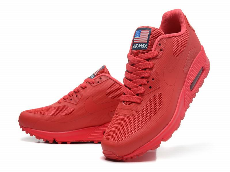 air max 90 rouge,officiel nike air max 90 essential chaussures pas cher pour femme rouge