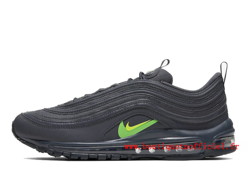 Officiel Nike Air Max 97 Just Do It Pack Black Chaussures Nike 2020 Pas Cher Pour Homme CT2205-002