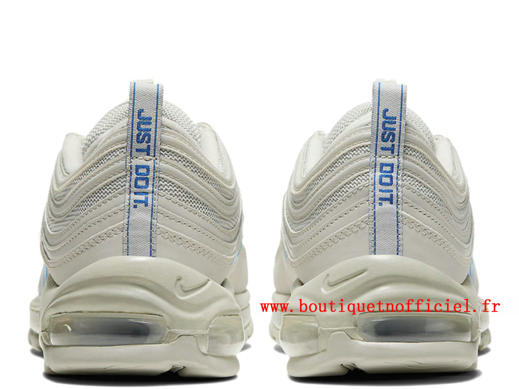 Officiel Nike Air Max 97 Just Do It Pack White Chaussures Nike 2020 Pas Cher Pour Homme CT2205-001