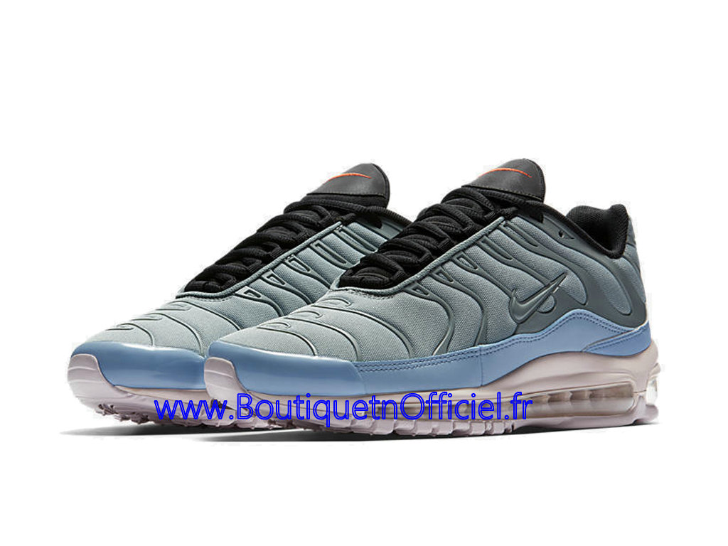 Officiel Nike Air Max 97 Plus Mica Green Chaussures Nike Prix Pas Cher Pour Homme Bleu Noir AH8144 300 1804022347 Officiel Nike Site! Chaussures Tn