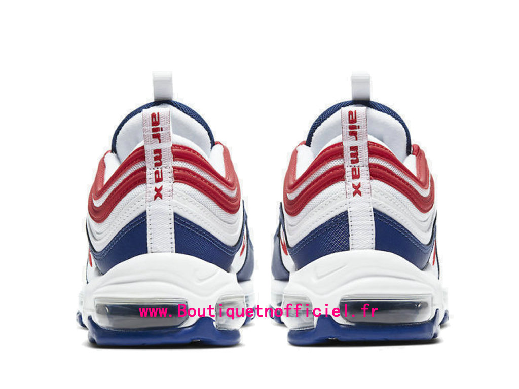 Officiel Nike Air Max 97 Releasing in USA Colors Chaussures Officiel 2020 Pas Cher Pour Homme CW5584-100