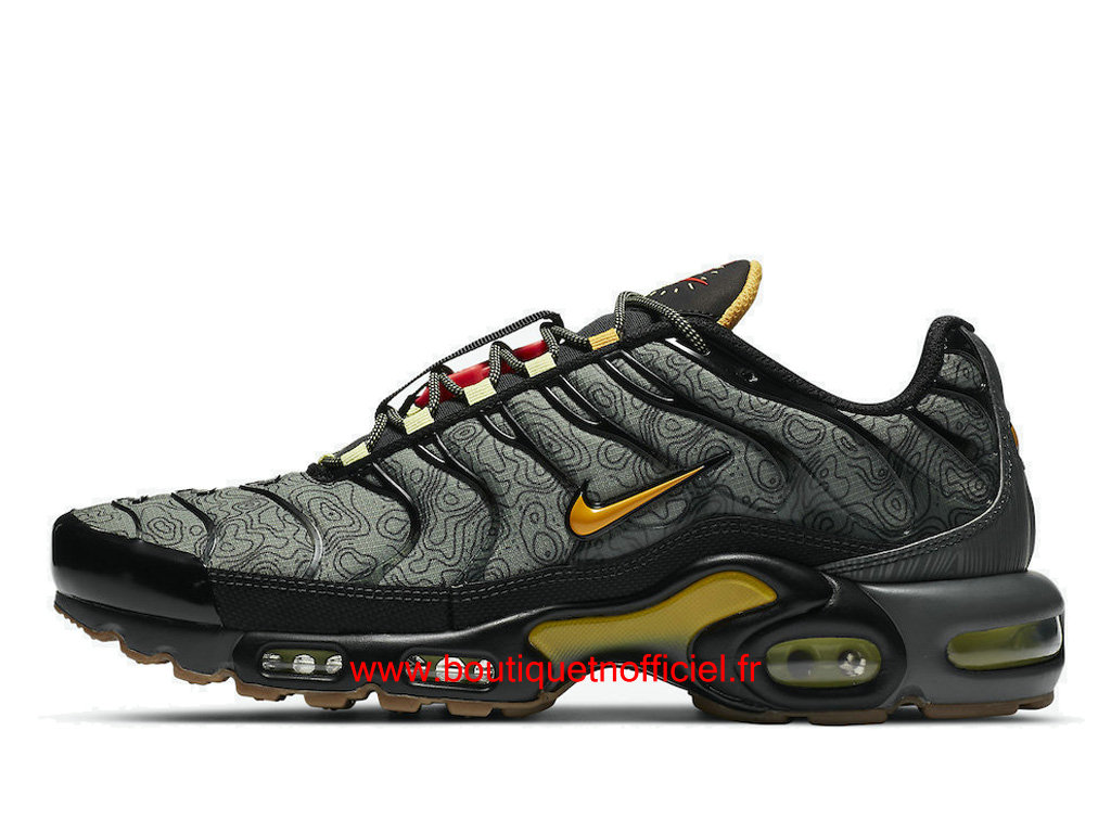 Officiel Nike Air Max Plus/Tn Requin 2021 Chaussures Nike Basket Pas Cher Pour Homme Gery Gold DC7392-300