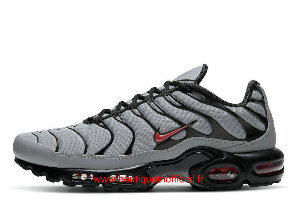 Officiel Nike Air Max Plus/Tn Requin 2021 Chaussures Nike Basket Pas Cher Pour Homme Gery Red DC1936-002