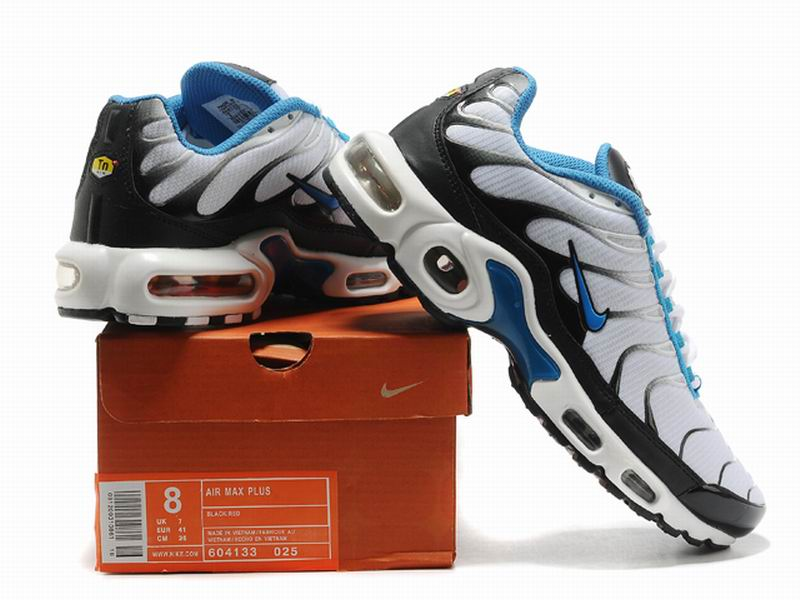 Officiel Nike Air Max Tn RequinNike Tuned 2013 Chaussures de Basket Ball Pour Homme BlancBleuNoir 1507080979 Officiel Nike Site! Chaussures Tn